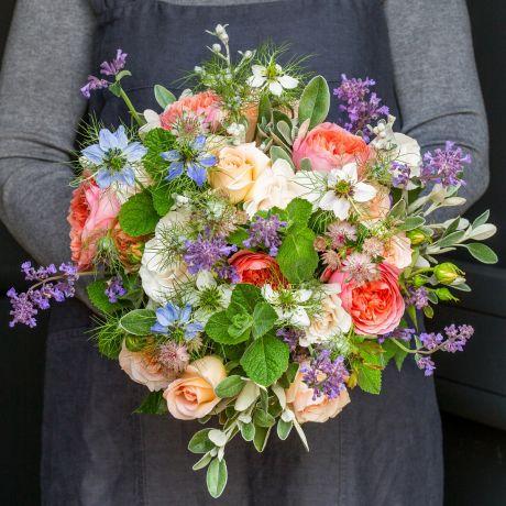 english romance bouquet