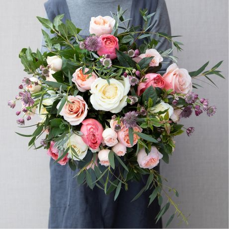 Romantic Juliet Bouquet