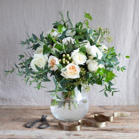 Seasonal Ivory Bouquet
