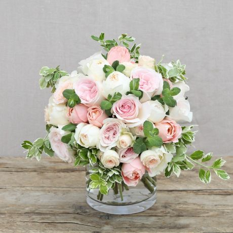 simply elegant bouquet