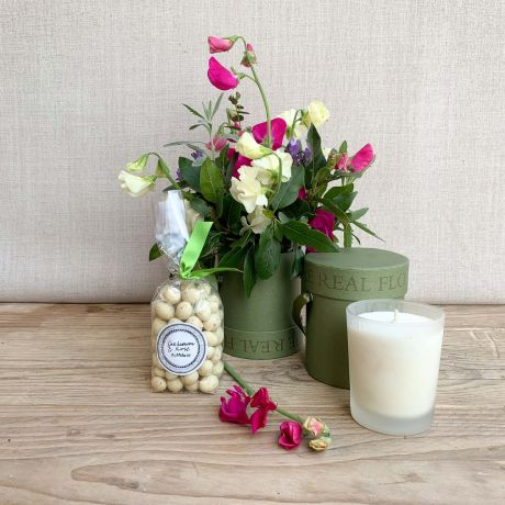 Sweet Pea Candle Box Bundle