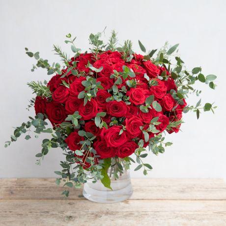 ultimate valentines bouquet