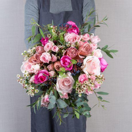 winter florist choice bouquet