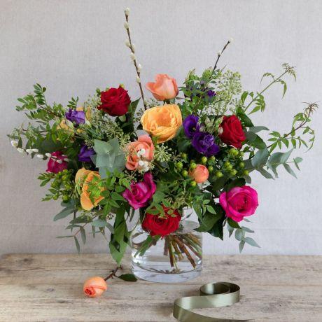 winter jewels bouquet