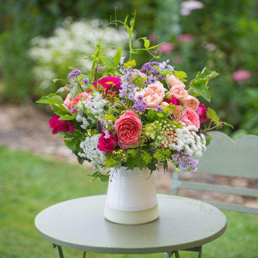 Cale St English Garden Bouquet