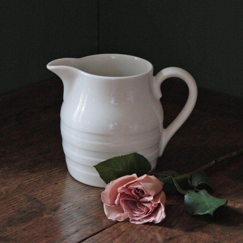 Small 2 pt English Pottery Jug