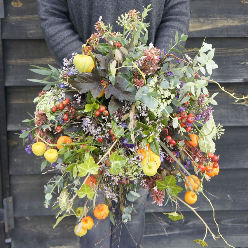 Wild Autumnal Bouquet