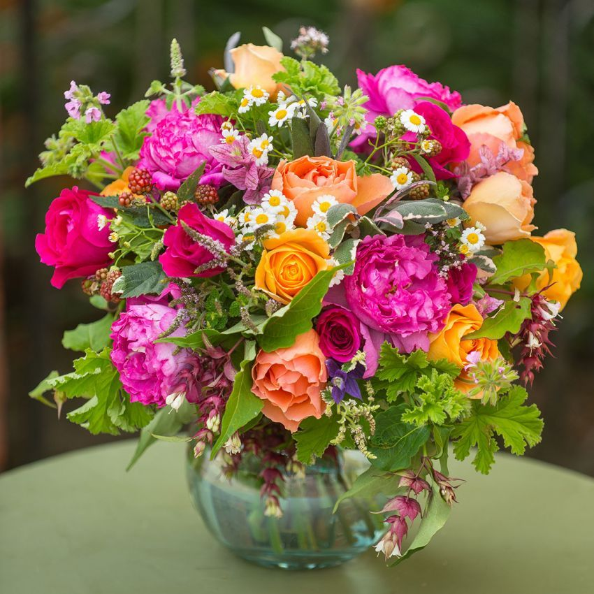 Autumn Jewels Bouquet