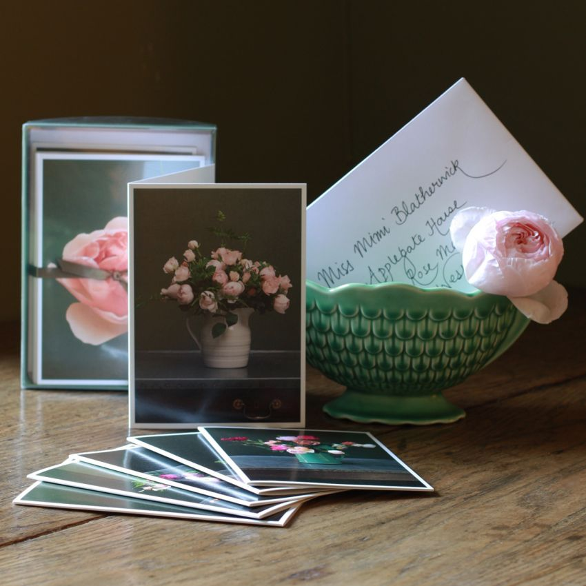 The Real Flower Company Card Collection