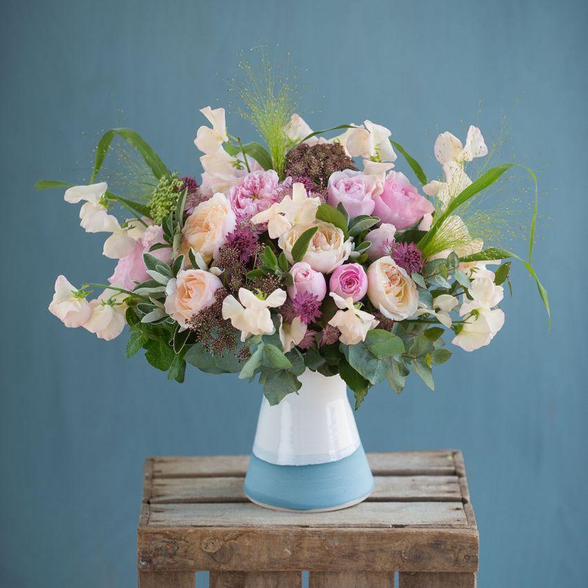 Chelsea David Austin Wild Bouquet