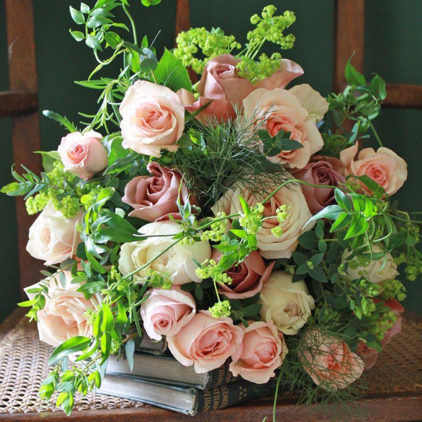 Chelsea Antique & Apricot Bouquet