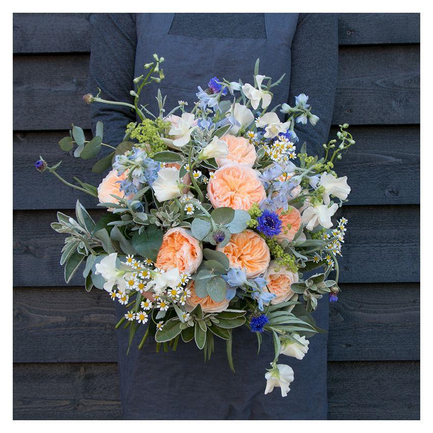 David Austin Sweet Juliet Bouquet