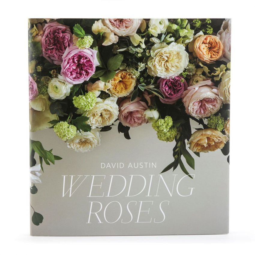 David Austin Wedding Rose Book