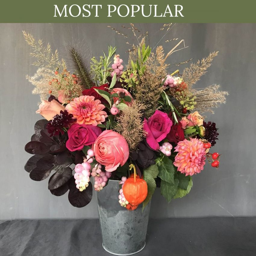 Liv's Pumpkin Spice Bouquet