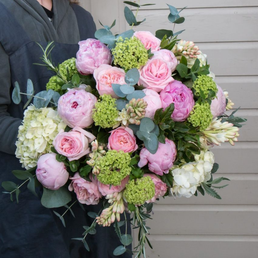 Ultimate Pink Mother's Day Bouquet