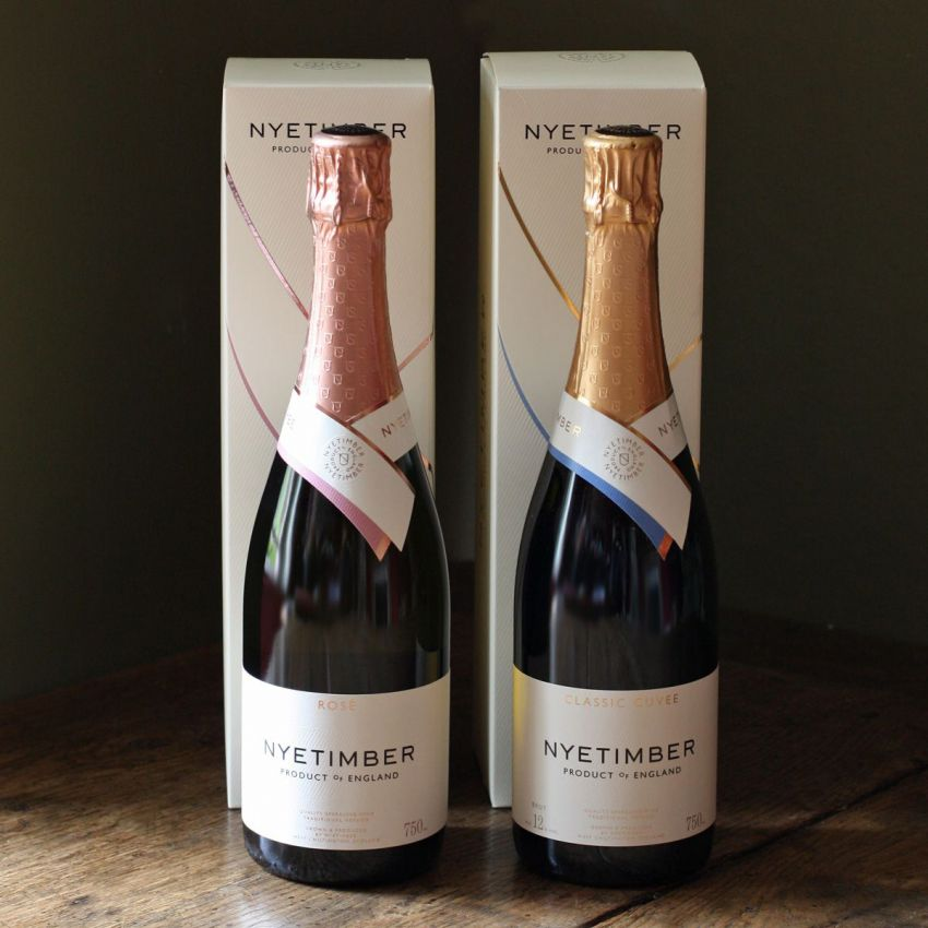 Nyetimber Sparkling Wine Duo