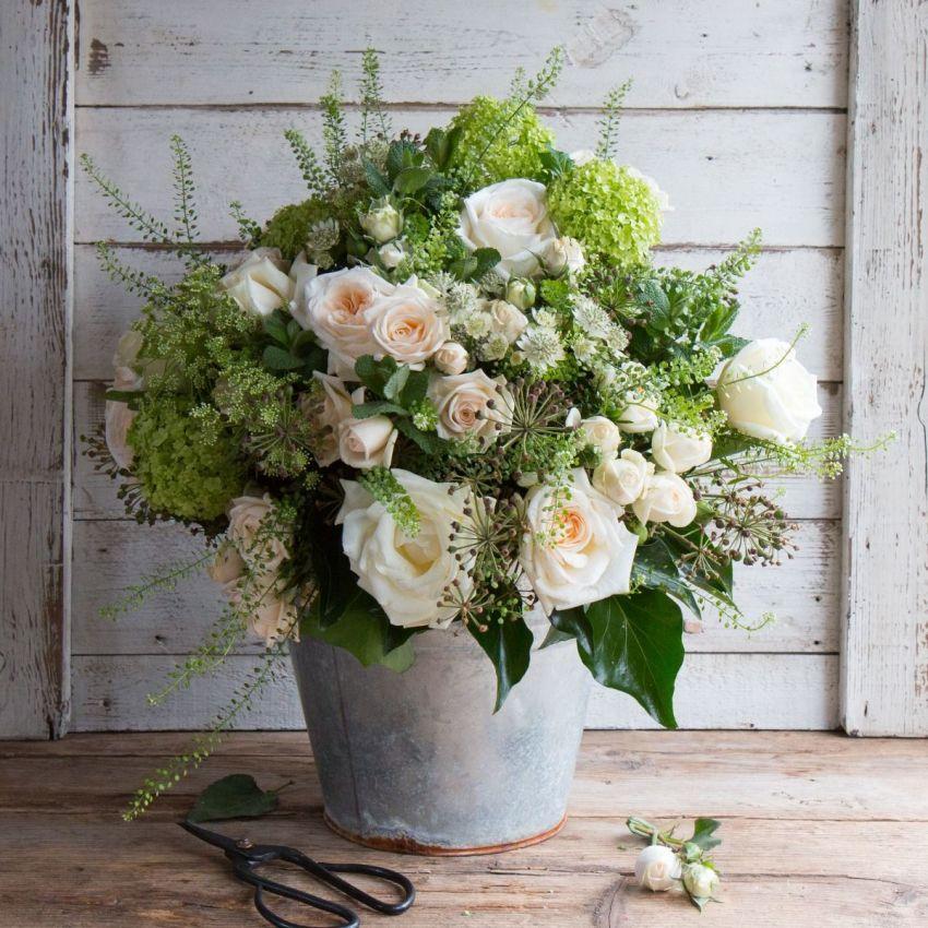 Pure Valentine's Bouquet