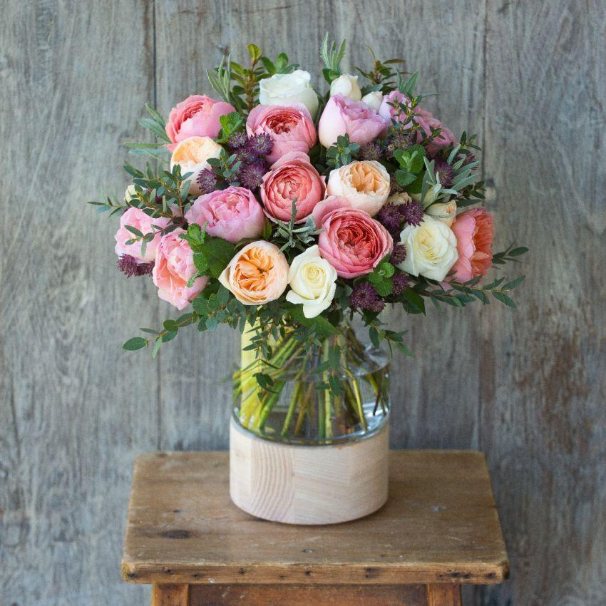 Romantic Juliet Bouquet