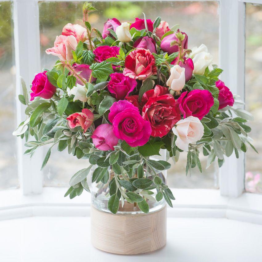 Strawberries & Cream Bouquet