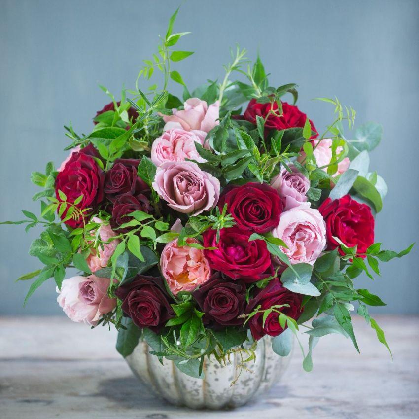 Vintage Valentine's Bouquet
