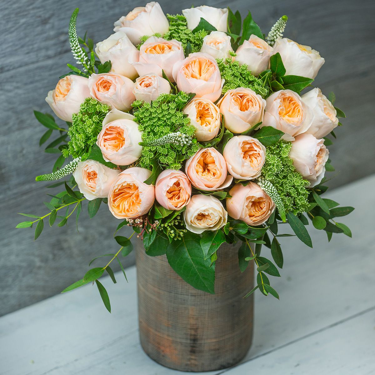 David austin juliet cottage garden bouquet izmirmasajfo