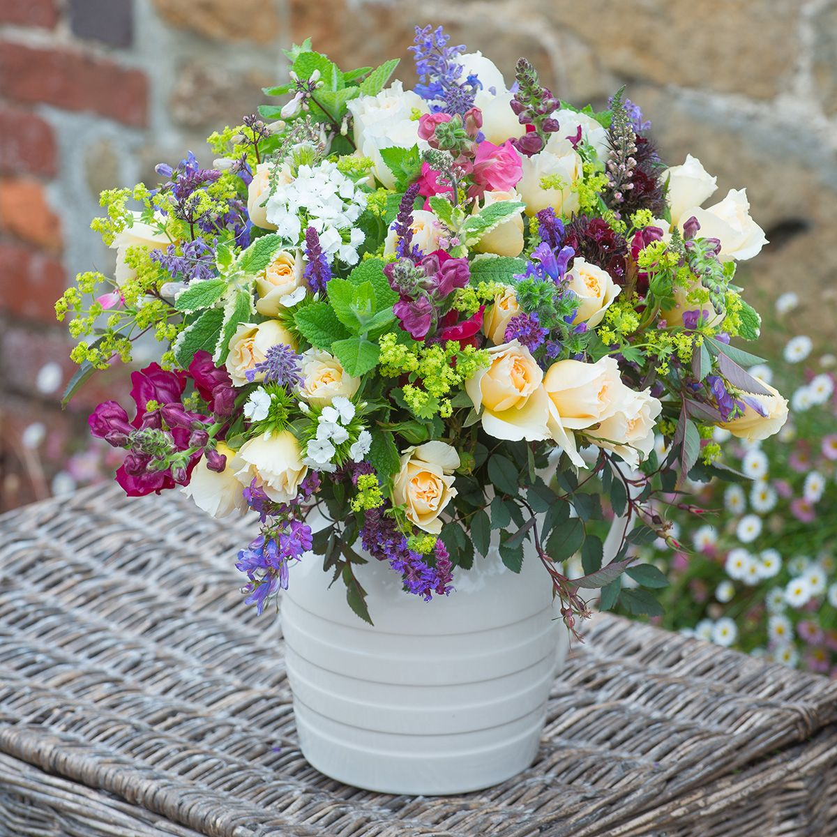 Irish Hope & Wildflower Bouquet From