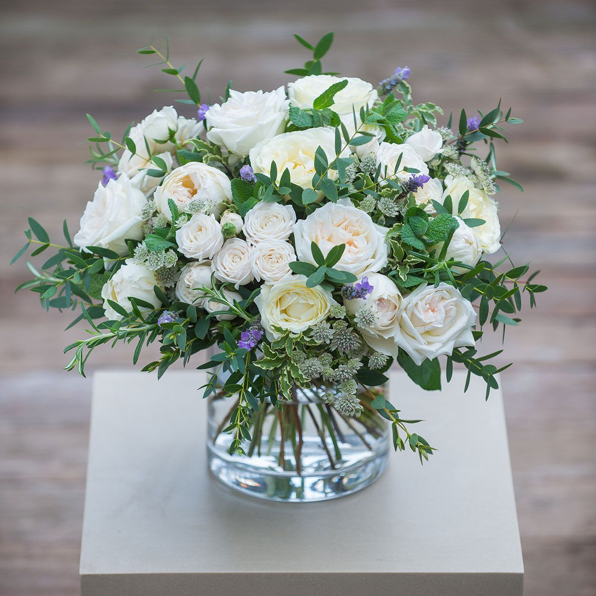 Sympathy Bouquet - From: