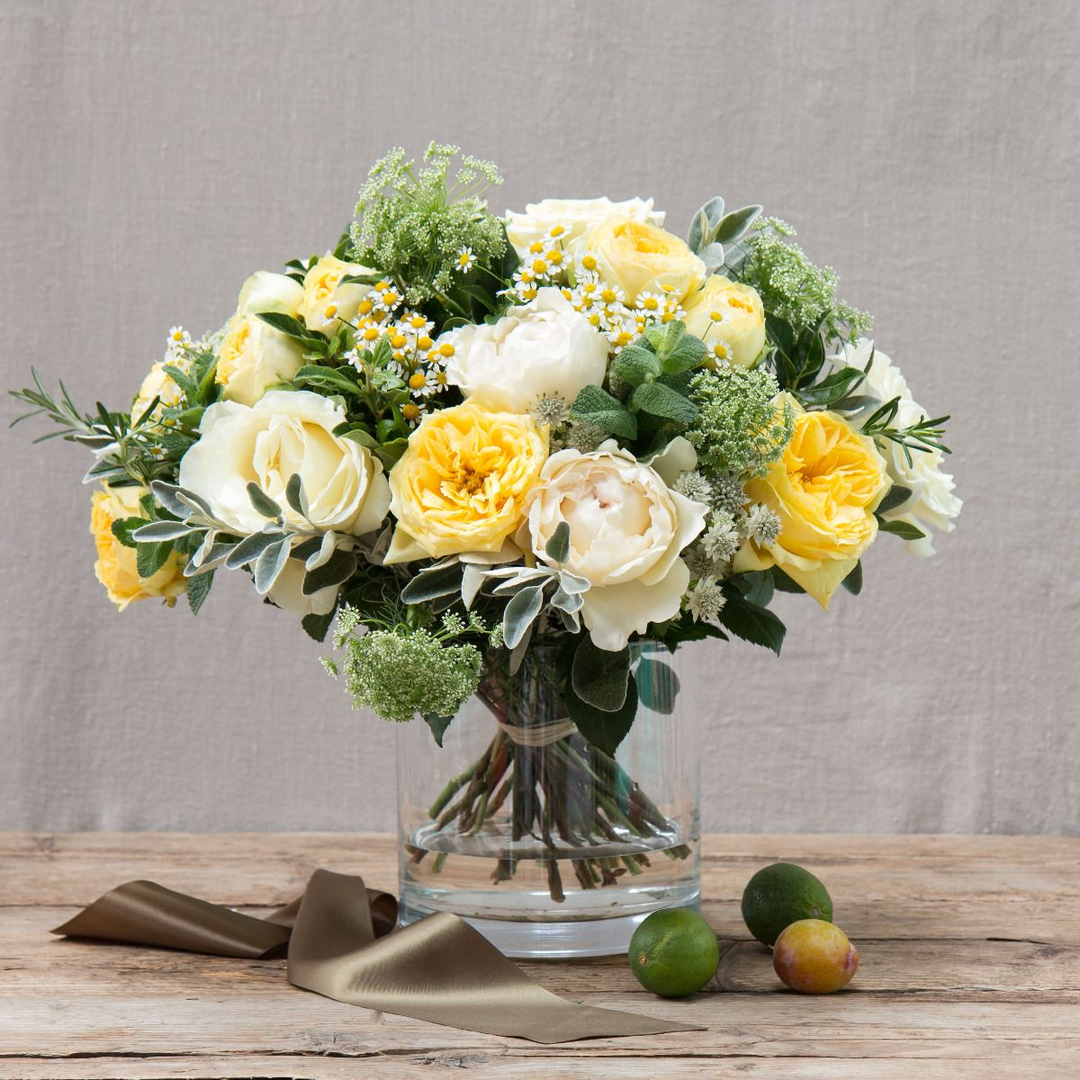 Yellow ivory friendship bouquet scented flowers the real yellow ivory friendship bouquet mightylinksfo