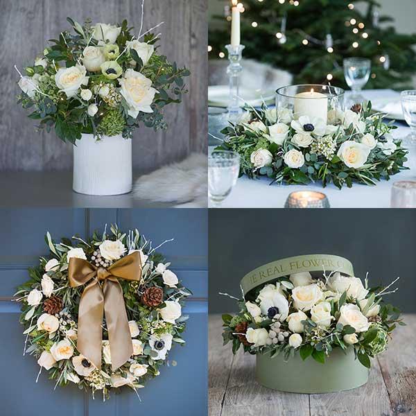 Nordic Christmas Flowers