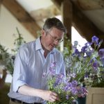 Discovering the meaning of flowers with Shane Connolly