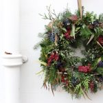 Learn How to Make a Sensational Christmas Wreath