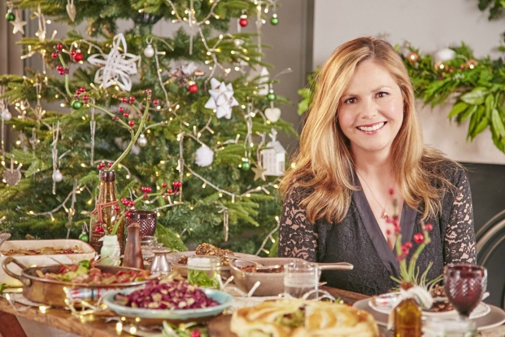 Liz Earle On Using Christmas Flowers To Boost Your