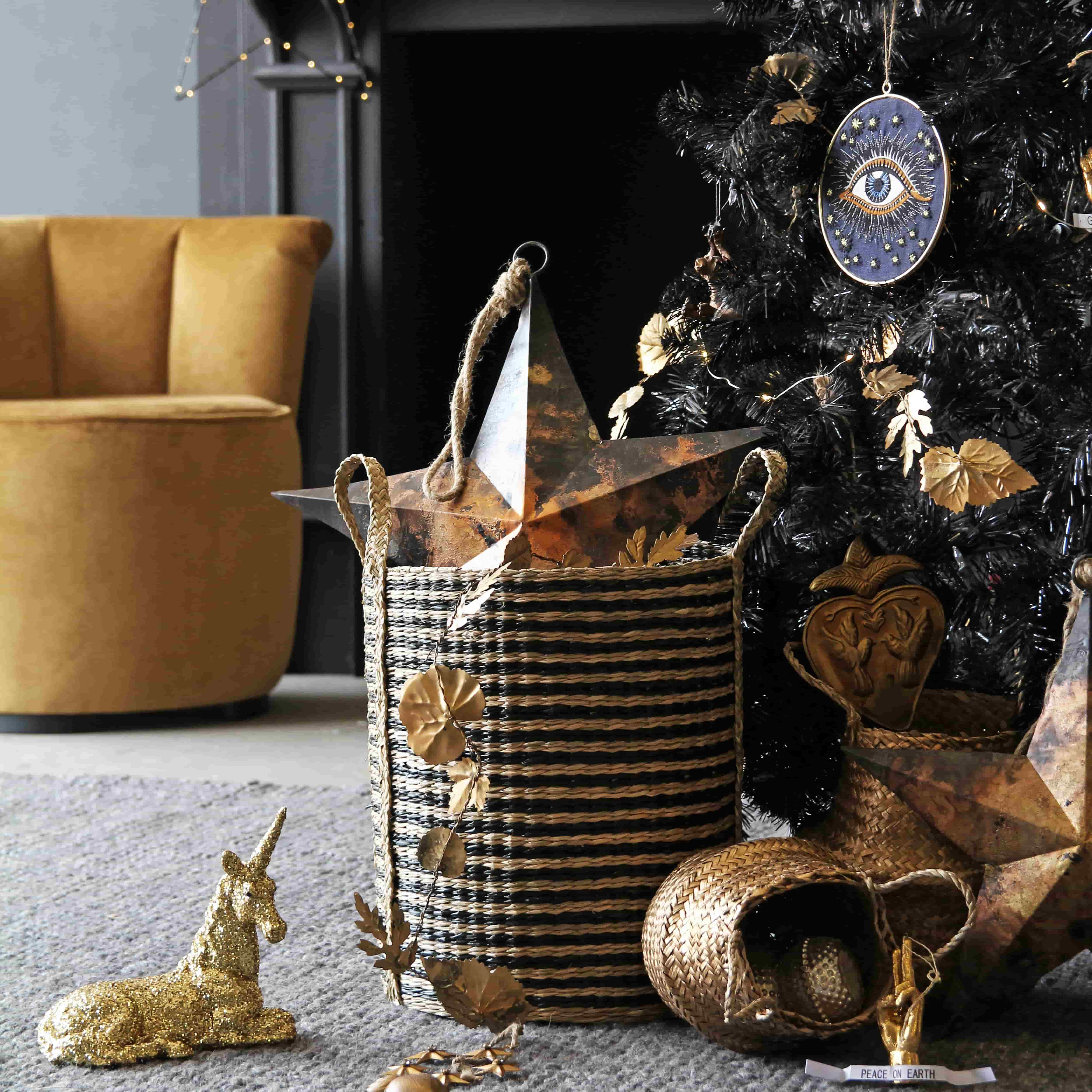 How to style your home for festive fun from Rockett St George