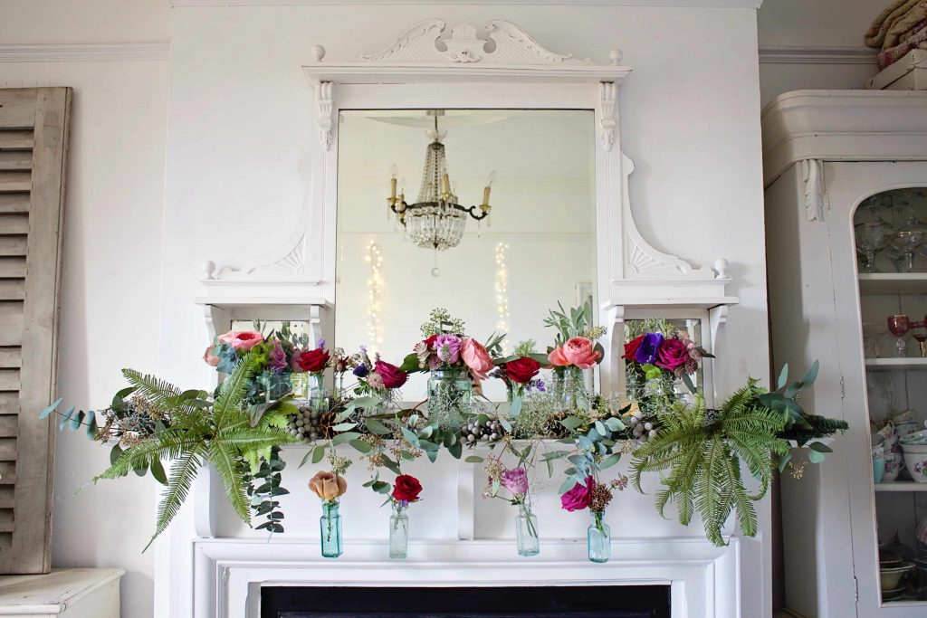 Styling Your Home For Christmas With Tamsyn Morgans