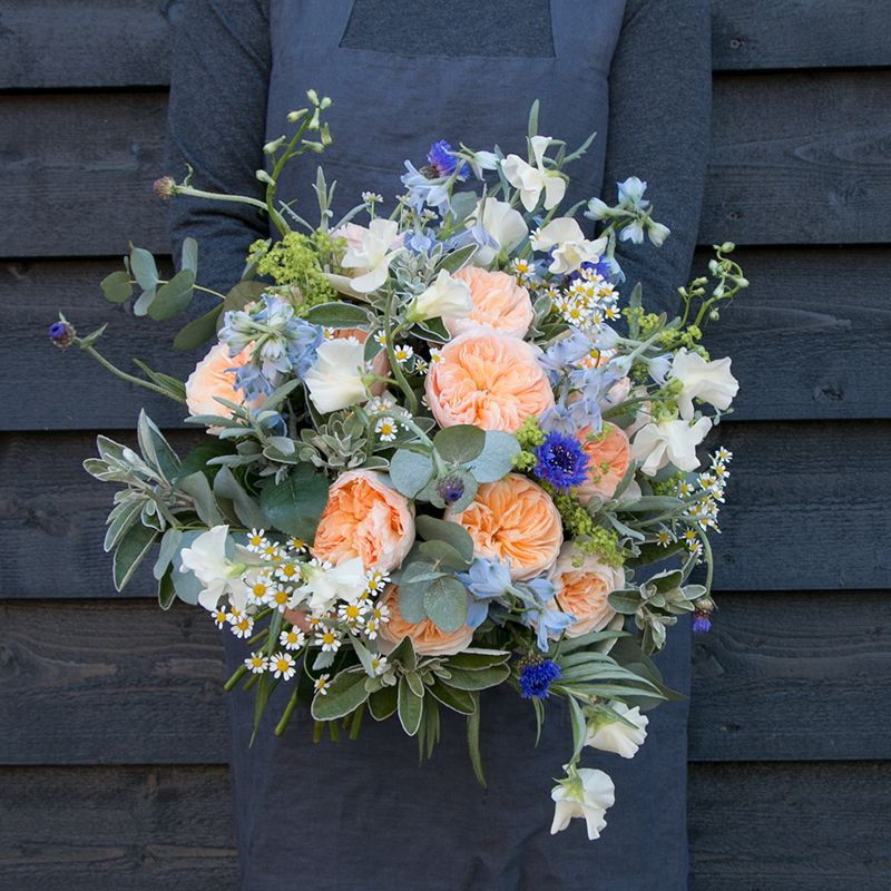 Introducing our New David Austin Bouquet Collection