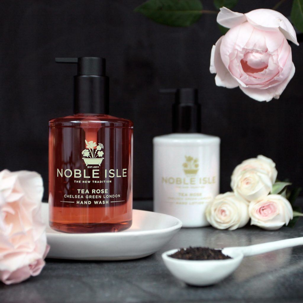 rose tea collection