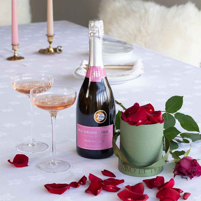 Ten Romantic Ways to Use Rose Petals