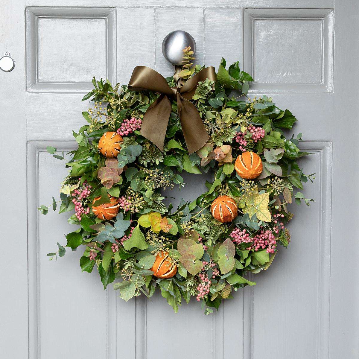 cirus spice wreath
