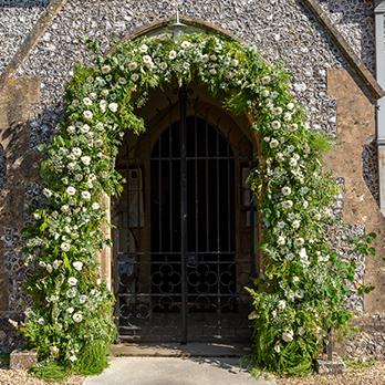 Seasonal English Flowers for Summer Weddings